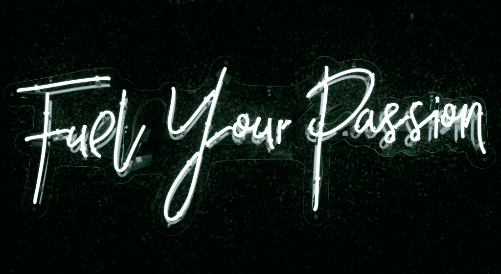 Fuel your passion courage affirmations