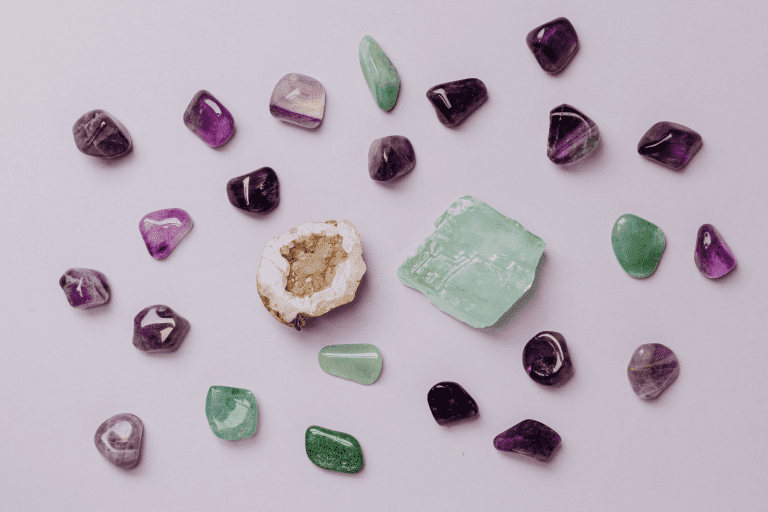 Crystals for productivity
